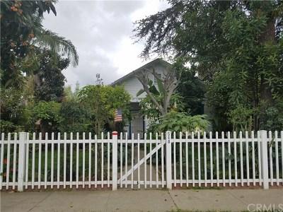 La Habra Single Family Home For Sale: 540 W Highlander