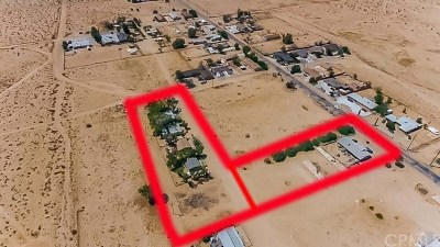 Adelanto CA Residential Lots & Land For Sale: $659,000