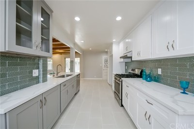 Fullerton Single Family Home For Sale: 201 S Mountain View Place