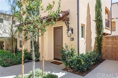 Irvine Condo/Townhouse For Sale: 79 Kestrel