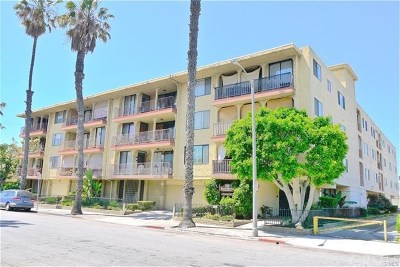 Long Beach Condo/Townhouse For Sale: 3511 Elm Avenue #313