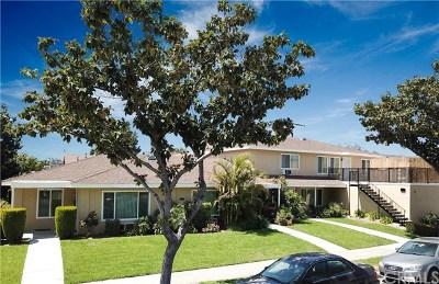 Fullerton Multi Family Home For Sale: 3143 Topaz Lane