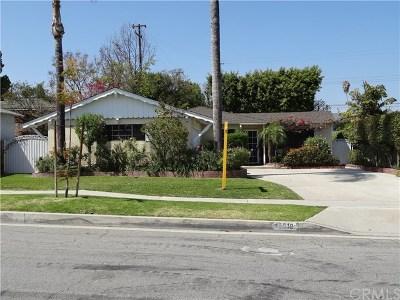 La Mirada Single Family Home For Sale: 15819 Rosalita Drive