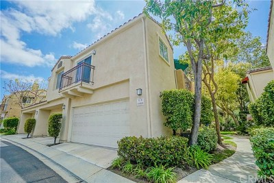 Laguna Niguel Condo/Townhouse For Sale: 187 Chandon