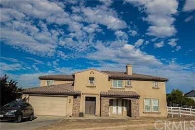Riverside Single Family Home For Sale: 17867 Chalk Creek Drive