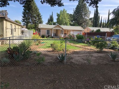 Riverside Single Family Home For Sale: 5924 Mountain View Avenue