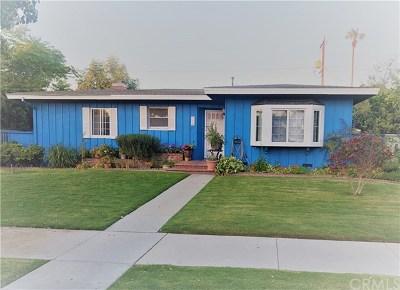 Anaheim Single Family Home For Sale: 738 N Pine Street