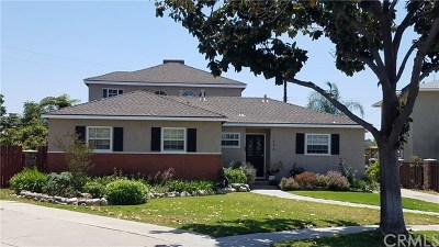 Brea Single Family Home For Sale: 638 S Poplar Avenue