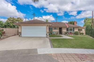Garden Grove Single Family Home For Sale: 8865 Dudman Drive