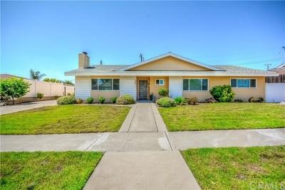 Fullerton Single Family Home For Sale: 1701 W Fern Drive
