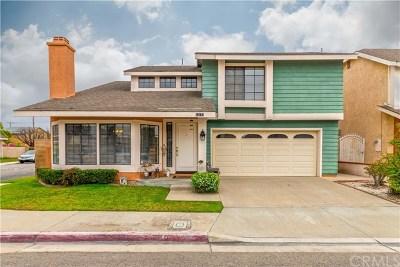 Garden Grove Single Family Home For Sale: 13172 Raleigh Court