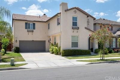 Corona Single Family Home For Sale: 25471 Camellia Street