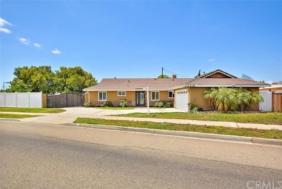 Orange Single Family Home For Sale: 2216 N Canal Street
