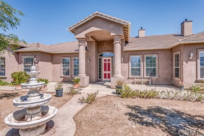Corona Single Family Home For Sale: 18580 Manitou Street