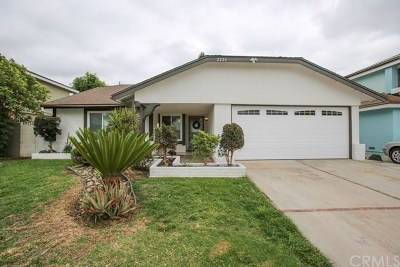 Santa Ana CA Single Family Home For Sale: $695,000
