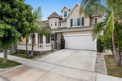 Santa Ana CA Single Family Home For Sale: $1,345,000