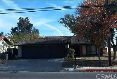 Riverside Single Family Home For Sale: 11588 Davis Street