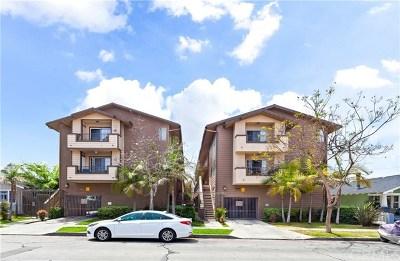 Long Beach Multi Family Home For Sale: 1071 Junipero Avenue