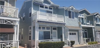 Newport Beach Mobile Home For Sale: 37 Channel Road