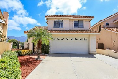 Rancho Santa Margarita Single Family Home For Sale: 5 San Pablo