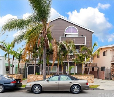 Long Beach Multi Family Home For Sale: 1128 Stanley Avenue