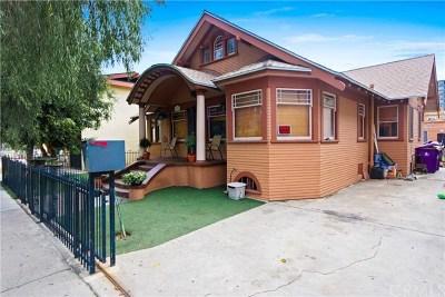 Long Beach Multi Family Home For Sale: 1034 Cedar Avenue