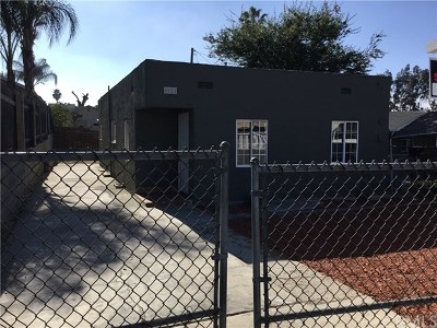 San Diego Single Family Home For Sale: 4521 Imperial Avenue