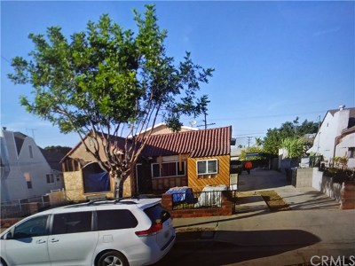 Los Angeles Single Family Home For Sale: 6011 Allston Street