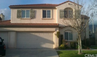 Rancho Cucamonga Single Family Home For Sale: 12350 Lustiano Court