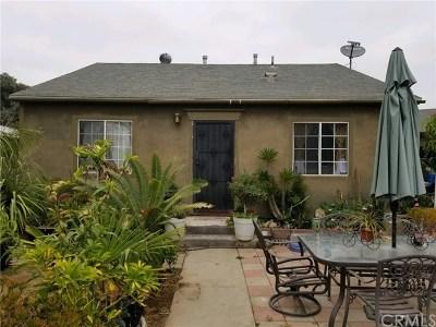 Riverside Single Family Home For Sale: 9563 Carver Court