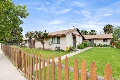Santa Ana Multi Family Home For Sale: 2240 N Bristol Street