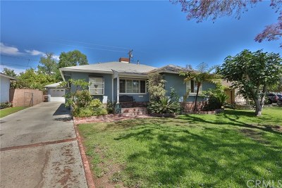 Whittier Single Family Home For Sale: 10534 Grovedale Drive