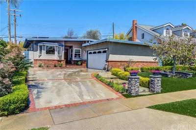 Seal Beach Single Family Home For Sale: 701 Balboa Drive