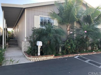 Fountain Valley Mobile Home For Sale: 106 Crow Lane