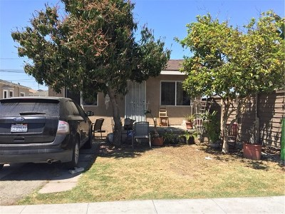Long Beach Single Family Home For Sale: 19 W Mountain View Street