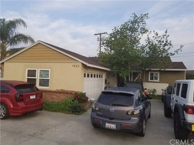 Anaheim Single Family Home For Sale: 1433 E Lincoln Avenue