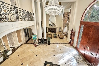 La Habra Heights Single Family Home For Sale: 1217 Hiatt Street