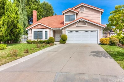 Diamond Bar CA Single Family Home For Sale: $939,800