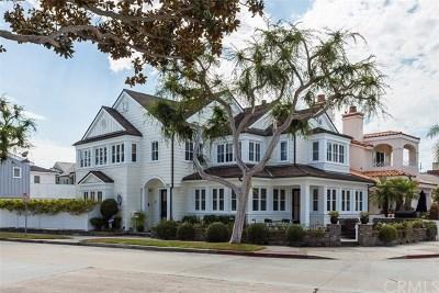 Newport Beach Single Family Home For Sale: 1755 Plaza Del Sur