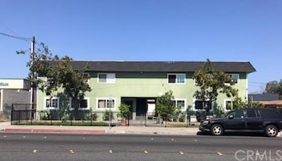 La Puente Multi Family Home For Sale: 17420 Downey Avenue
