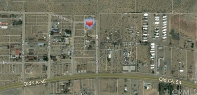 Barstow CA Residential Lots & Land For Sale: $23,500
