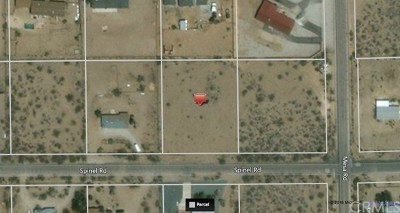 San Bernardino County Residential Lots & Land For Sale: Spinel Road