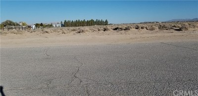 San Bernardino County Residential Lots & Land For Sale: No Site Address