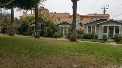 Seal Beach Multi Family Home For Sale: 509 Electric Avenue