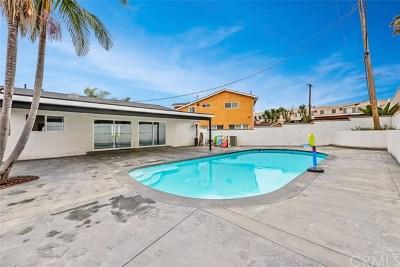 La Habra Single Family Home For Sale: 1801 Lorella Avenue