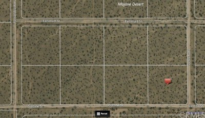 Apple Valley Residential Lots & Land For Sale: No Site Address