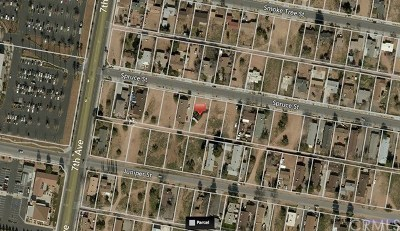Hesperia Residential Lots & Land For Sale: Spruce Street