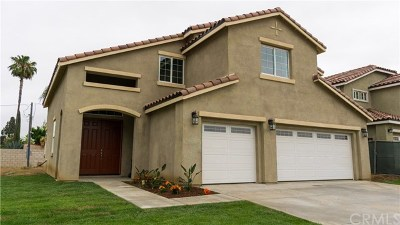 Riverside Single Family Home For Sale: 3569 Tyco Drive