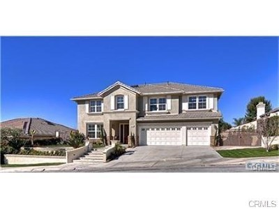 Yorba Linda Single Family Home For Sale: 20095 Via Monita