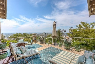 North Tustin Single Family Home For Sale: 12278 Alta Panorama